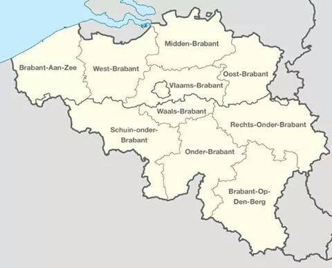 Midden-brabant