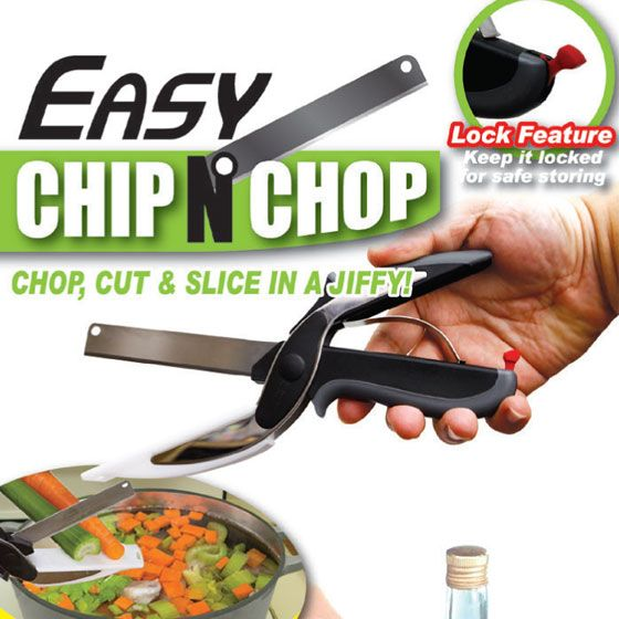 Easy Chip & Chop