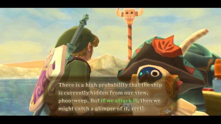 The legend of Zelda Skyward Sword Walkthrought part 62. 1080p.
