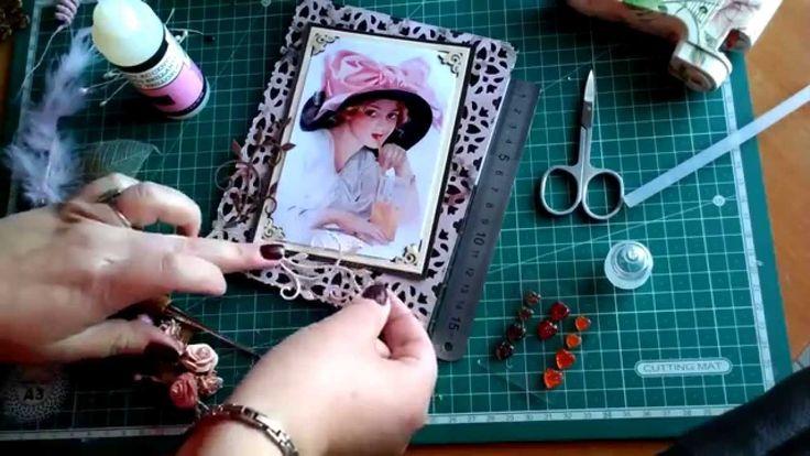 Как сделать открытку стойку своими руками