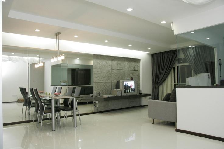 Hdb Living Room Reno Ideas Pinterest Rooms