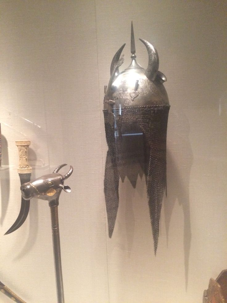 Frederic Church wasn't the only one to collect 19th century Islamic arms and armor. In fact, right now see a nice exhibit on it at the Metropolitan Museum of art including samples shown here.