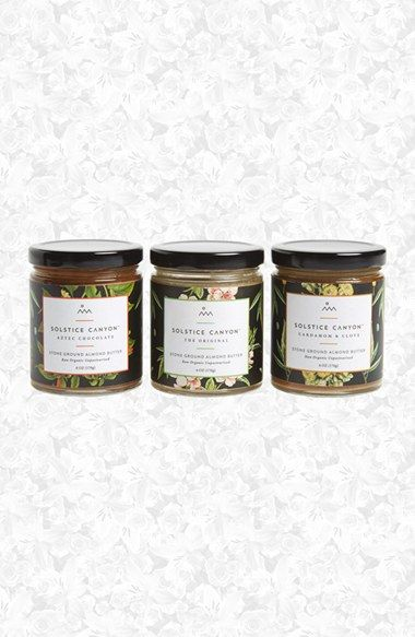 Gourmet Almond Butter Trio | Nordstrom Half Yearly Sale | Storybook Apothecary