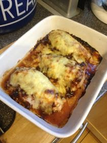 credit :  http://vicki-kitchen.blogspot.com/   I used this sauce that I made previously to make this Hunters Chicken, I'd like to than...