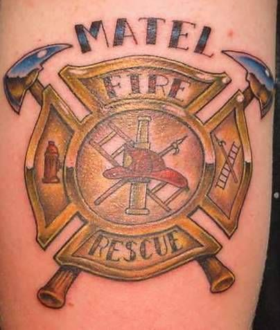 44 best fire chief tattoos images on pinterest fire department fire fighters and firefighter. Black Bedroom Furniture Sets. Home Design Ideas