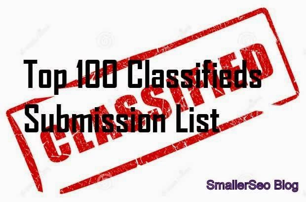 Best SEO Tips: High PR Classified Submission Sites