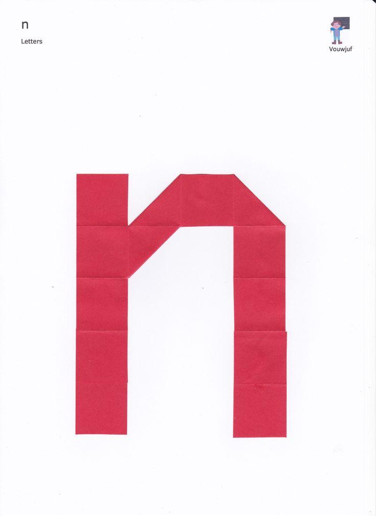 n - 16 vierkantjes