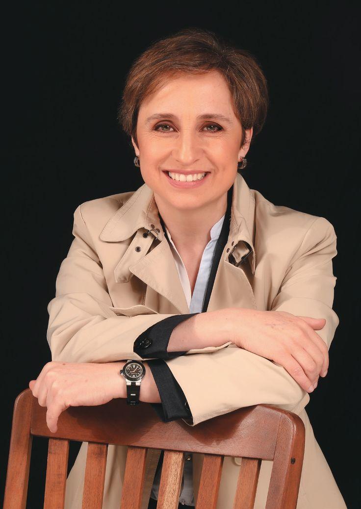 Carmen Aristegui: el poder de la convicción