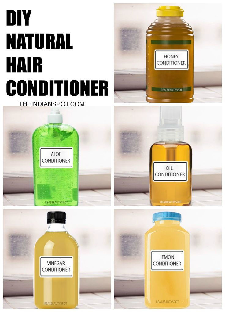 5 Best Diy Natural Hair Conditioner For All Hair Types