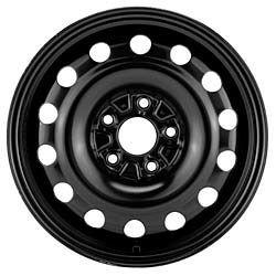 16x6.5 ET 50 Black Steel Wheel $62** As for wheels, the 16x6.5 ET 50 black steel wheel is a good choice.  for the snow tires -