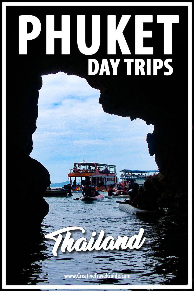 Phuket Day Trips Thailand – Pin This!