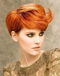 Kapseltrend 2013; rood (geverfd) haar