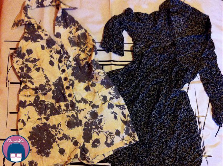Enterito flores. 10MIL // Vestido negro flores. 6MIL