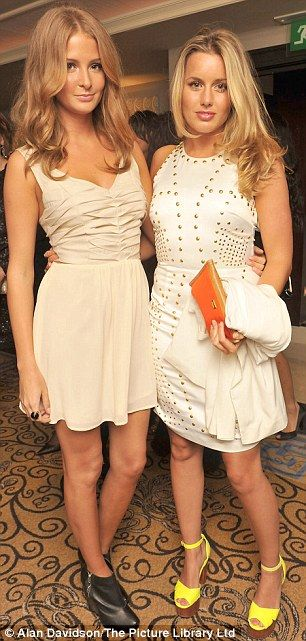 Made In Chelsea -  Millie and Caggie my role models <3