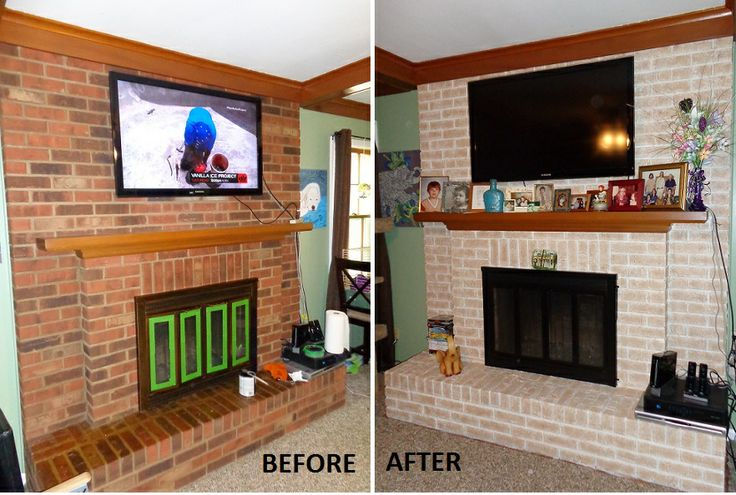 67 Best Images About Househouse On Pinterest Painted Brick Fireplaces Fireplaces And Wood