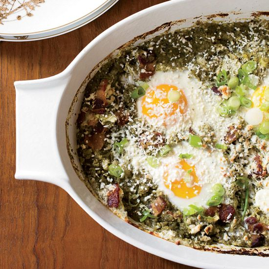 Mexican Eggs in Purgatory // More Great Breakfasts: http://www.foodandwine.com/slideshows/great-breakfasts #foodandwine