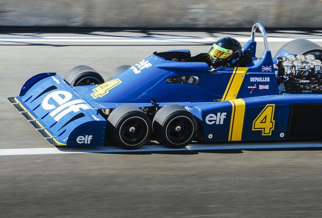 The 12 Most Bizarre Formula 1 Cars Of All Time