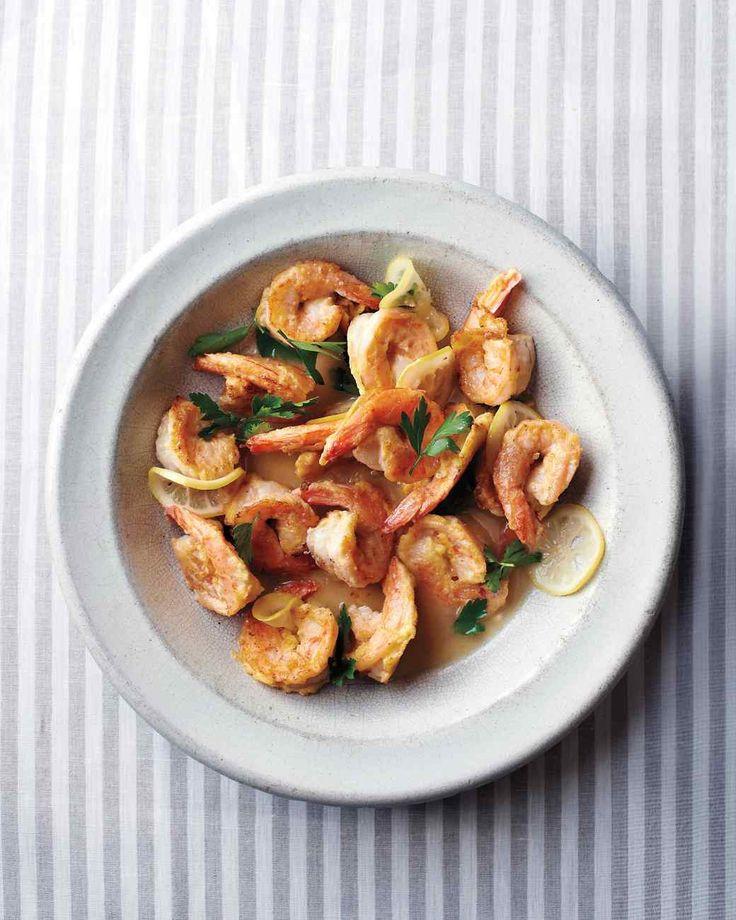 Shrimp Francese