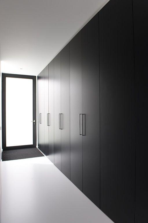 25 beste idee n over moderne hal op pinterest luxe interieurontwerp hedendaagse stijl en hal - Moderne entree decoratie ...