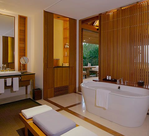 AMANYARA pavilion bathroom. #amanyara #turks #caribbean #island #travel #secret #escapes amanyara.com