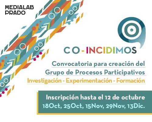 Co-incidimos - Medialab-Prado Madrid