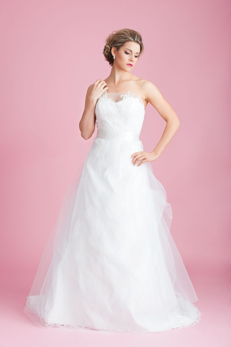 38 best EmilyHart Brides images on Pinterest | Short wedding gowns ...