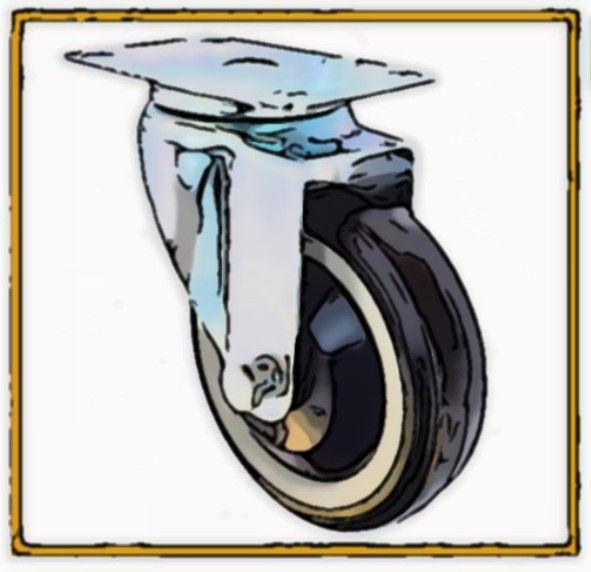 37 best ruedas y rodajas para muebles images on pinterest - Ruedas para muebles ...