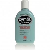 "ZYMOL Cleaner Wax  The first ""real"" cleaner-wax for paint repair and shine. Polishing agents clean and repair minor paint blemishes, scratches and abrasions while leaving a brilliant coat of natural waxes to protect your finish."