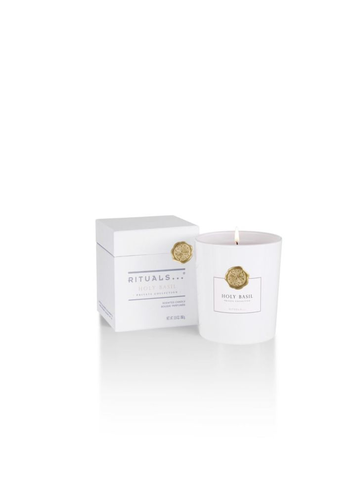 Holy Basil Candle | RITUALS