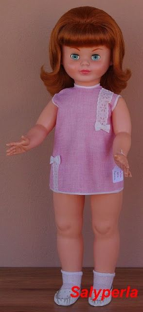 Las muñecas de Salyperla: PIERINA Famosa