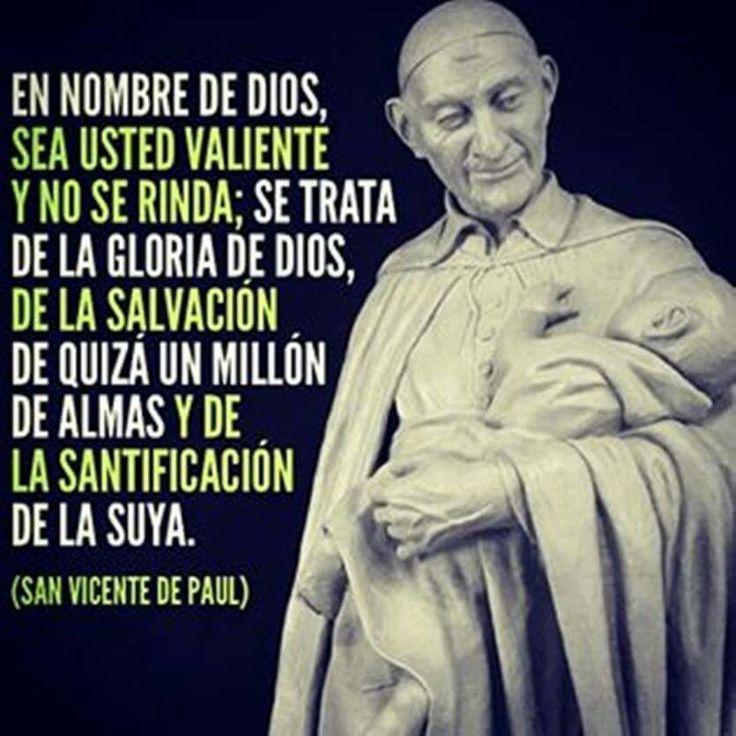 San Vicente de Paul.