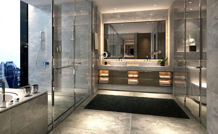 L2ds service apartment bathroom pinterest design for 7047 design hotel