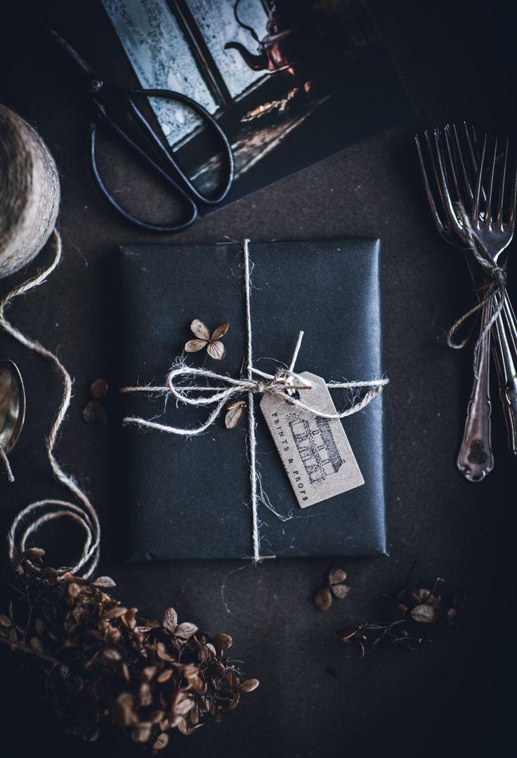 Edle Weihnachtsgeschenke.Edle Geschenkverpackung Geschenke Verpacken Geschenke Hübsch
