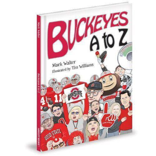 Young Buckeye Fans: Here's a book about your favorite players and traditions. You will learn the alphabet while picking up fun bits of information about Ohio State football. Parents, you can brush up