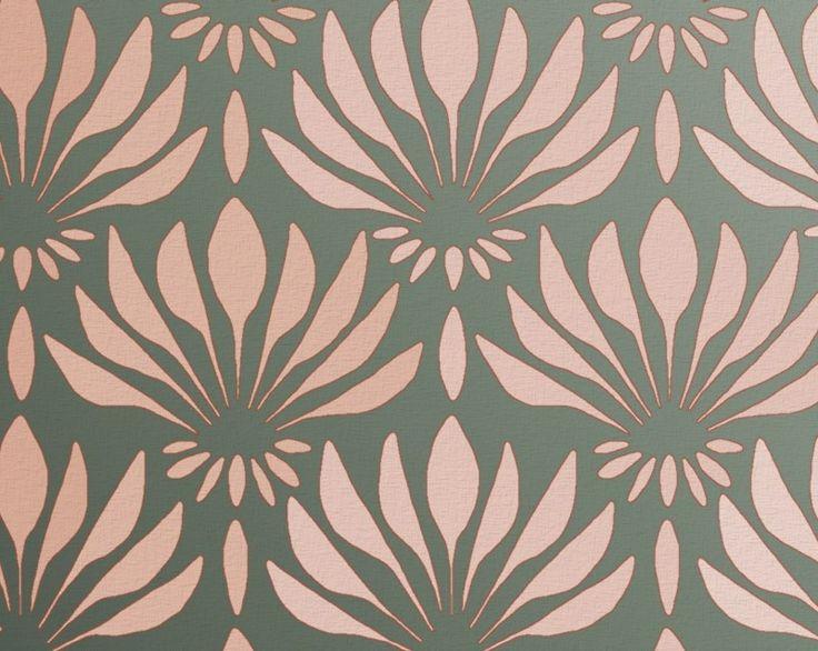 116 Best Images About Art Nouveau/Art Deco Wallpaper On Pinterest
