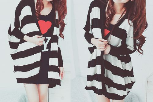 i adore stripes #kfashion: