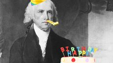 16 Fun Facts for James Madison's Birthday