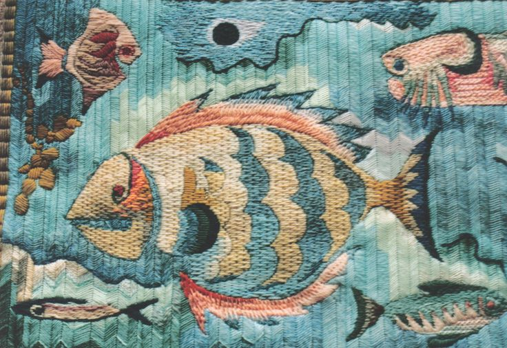 Detail of the Fishlings