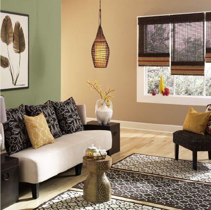 Gobi Desert Tan Paint On Wall By Behr Paint Colors