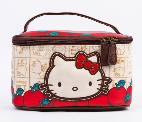 Hello Kitty Make-Up Case: Vintage