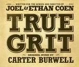 Carter Burwell - True Grit soundtrack CD cover