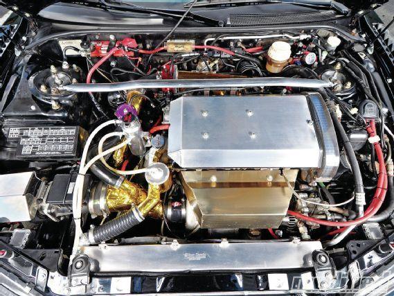 Modp 1301 05 o+1995 mitsubishi eclipse GSX+4G63T engine