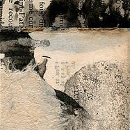 Janet Jones small collages: Addenda and Footnotes