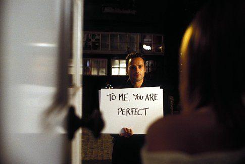 Favorite Christmas Movie: Love Actually: Film, Movie Scene, Loveactually, Love Actually, Holiday Movie, You Are Perfect, Christmas Movie, Things, Favorite Movie
