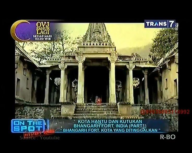 On The Spot - Kota Hantu dan Kutukan Bhangarh Fort India