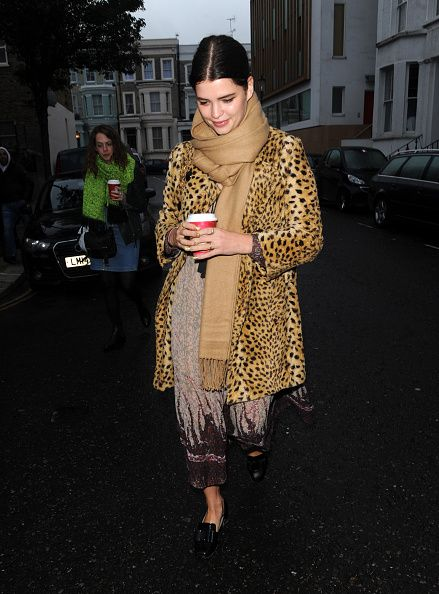 Pixie Geldof sighting at the Band Aid recording on November 15 2014... News Photo 459021888 | Getty Images