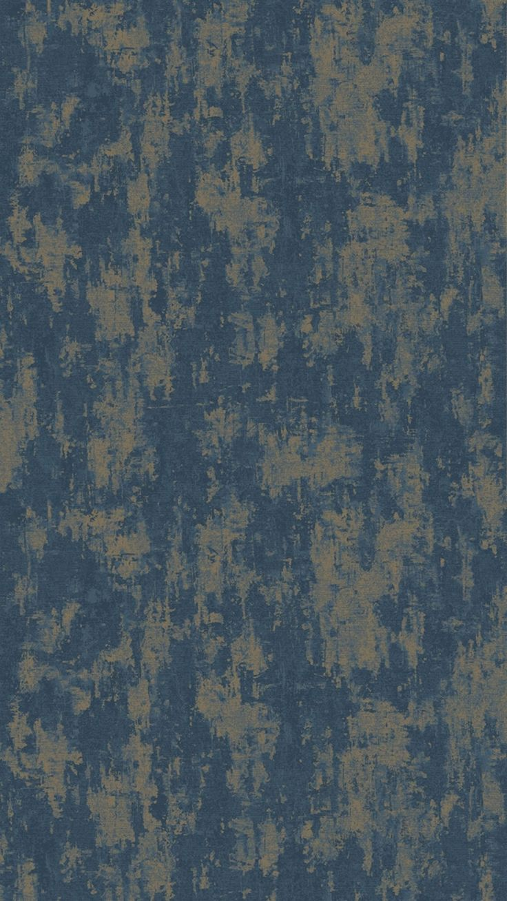 Milan Metallic Wallpaper Navy Gold in 2020 Metallic