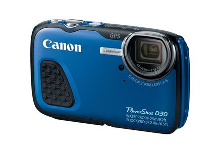 Waterproof, Freezeproof, Shockproof, Digital Canon PowerShot D30 | Canon Online Store