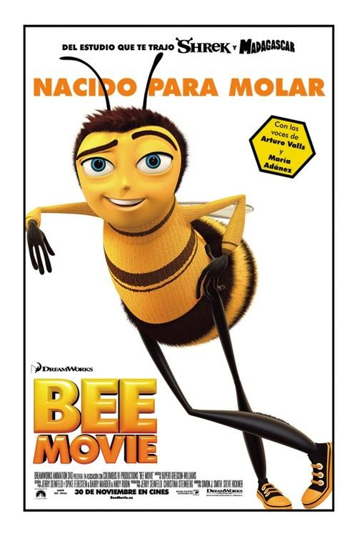 Watch Bee Movie 2007 Full Movie Online Free