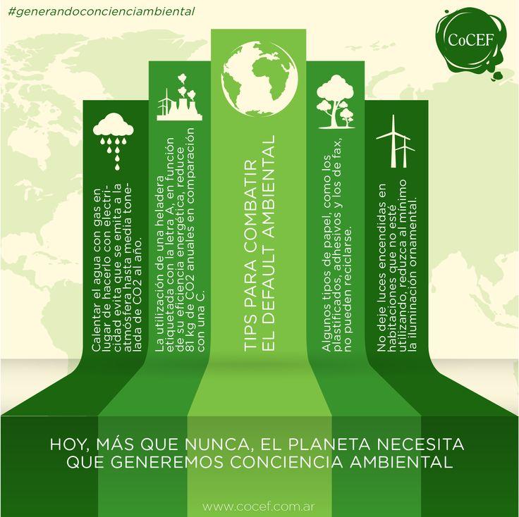 #Generandoconcienciambiental
